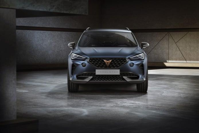 CUPRA Formentor: el concept de SUV deportivo e híbrido enchufable, novedad en Ginebra 2019