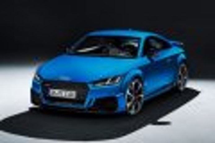 Audi TT RS: las versiones de 400 CV estrenan diseño y novedades técnicas