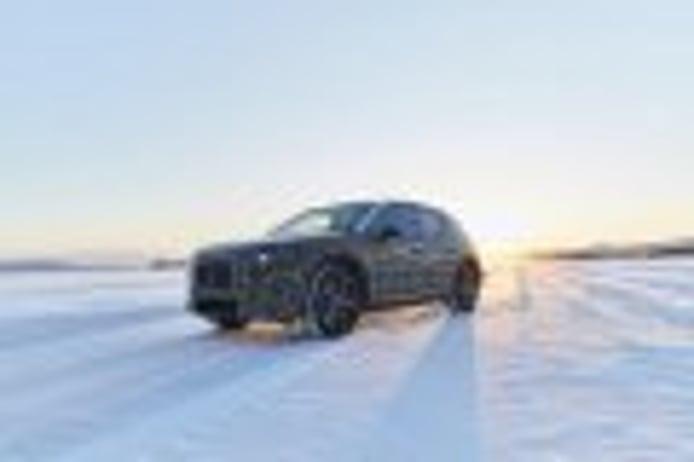 ¡Sorpresa de BMW! Empiezan las pruebas del iNEXT, el eléctrico que llega en 2021