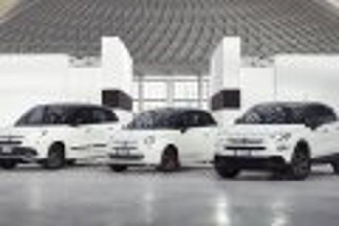 """Fiat celebra sus 120 años de historia con la gama 500 """"120th"""""""