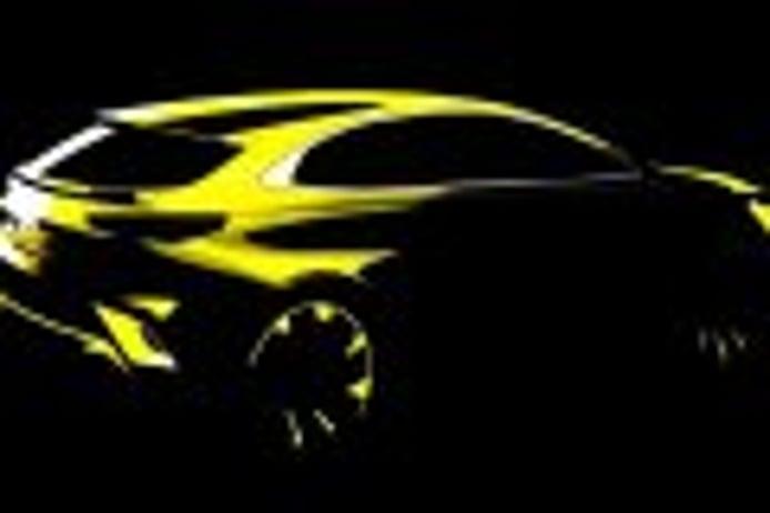 El Kia XCeed se muestra en este boceto, ¡el compacto se torna en crossover!