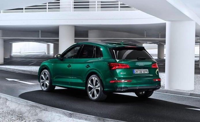 Audi SQ5 TDI - posterior