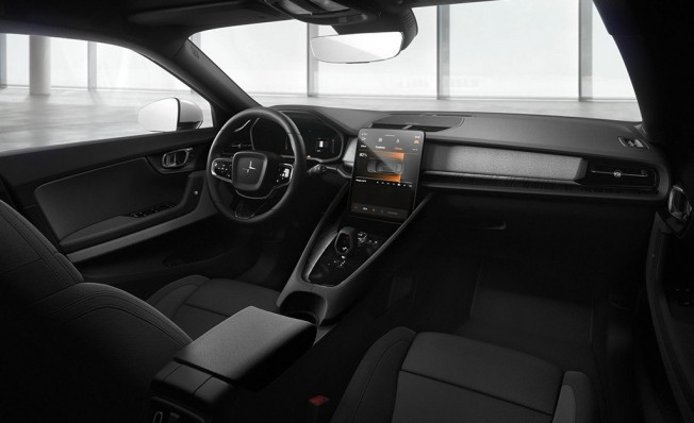 Polestar 2 - interior
