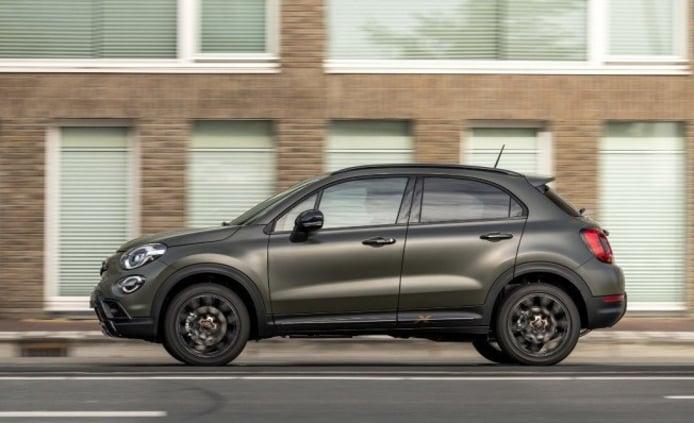 Fiat 500X S-Design - lateral