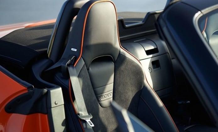Mazda MX-5 30 Aniversario - interior