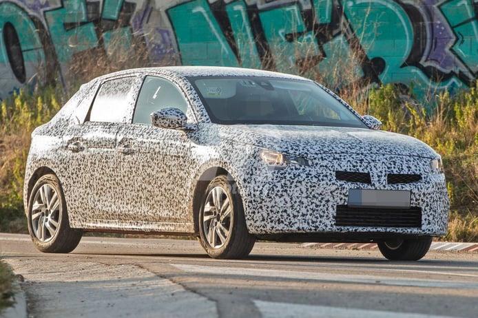 El nuevo Opel Corsa 2019 se deja ver lejos de la nieve