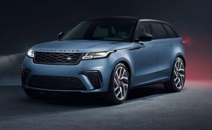 Range Rover Velar SVAutobiography Dynamic Edition, más potencia y radicalidad