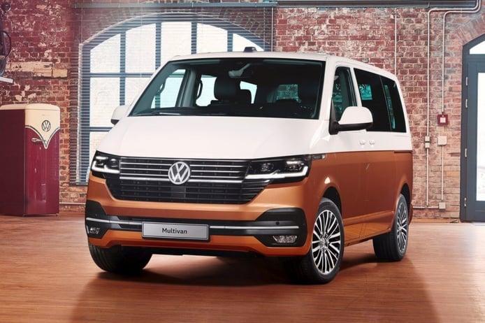 Volkswagen lava la cara del Multivan 2019 con una edición Bulli