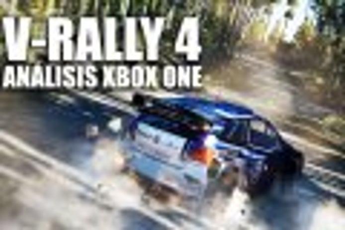 Análisis V-Rally 4 para Xbox One, la expectación es truncada por la realidad