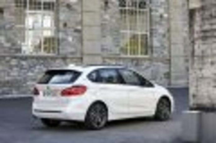 El BMW 225xe Active Tourer estrena una nueva batería que aumenta su autonomía