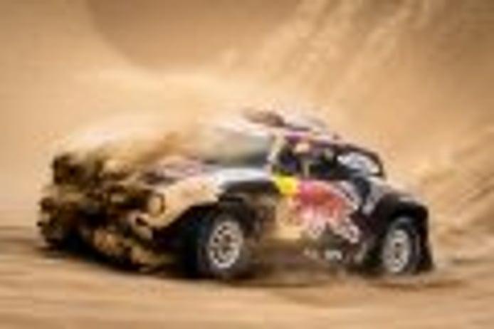 Dani Oliveras será copiloto de Cyril Despres en Abu Dhabi