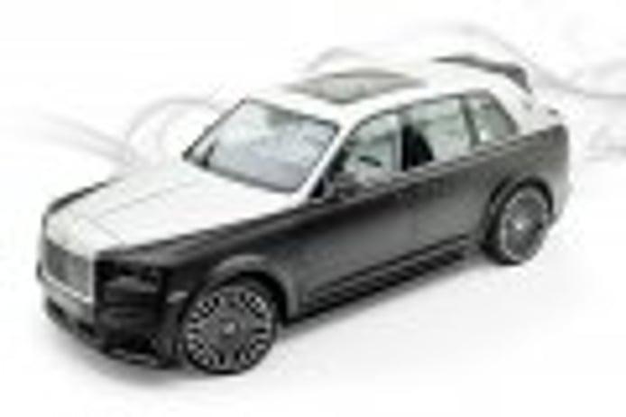 Rolls-Royce Cullinan Billionaire, la edición limitada creada por Mansory