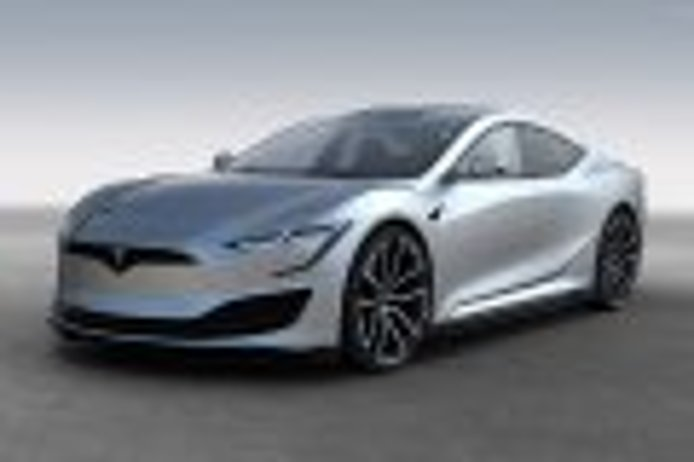 Nueva propuesta de diseño para el Tesla Model S de nueva generación