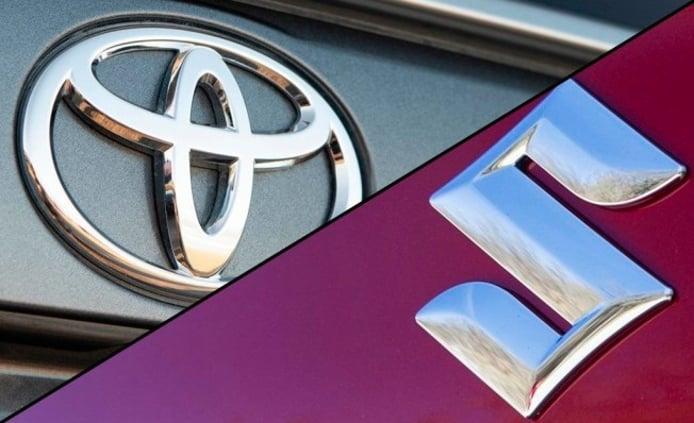 Toyota y Suzuki