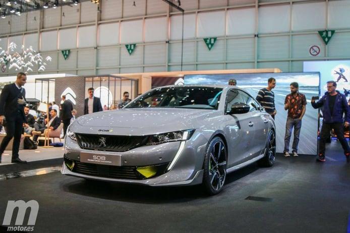 El espectacular Concept 508 Peugeot Sport Engineered llegará a producción