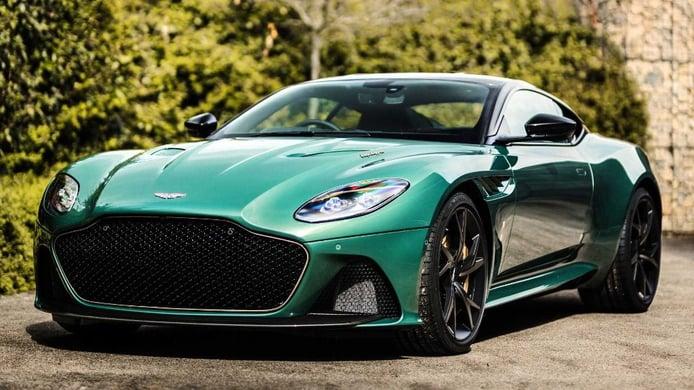 Aston Martin desvela el primer ejemplar del DBS 59 Limited Edition