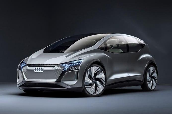 El nuevo Audi AI:me concept es el equivalente del Volkswagen ID. concept