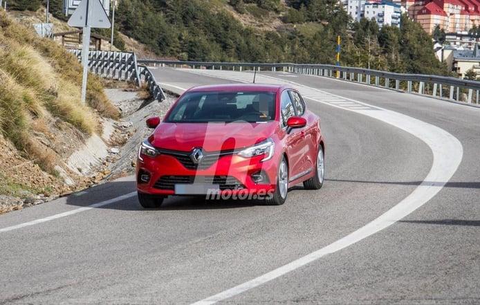 El Renault Clio ultima su desarrollo antes de llegar a los concesionarios