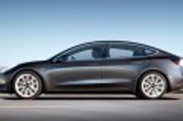Tesla entrega otras unidades en lugar del Model 3 Standard Range