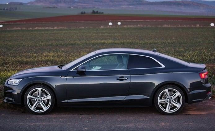 Audi A5 Coupé - lateral