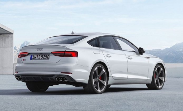 Audi S5 Sportback TDI - posterior