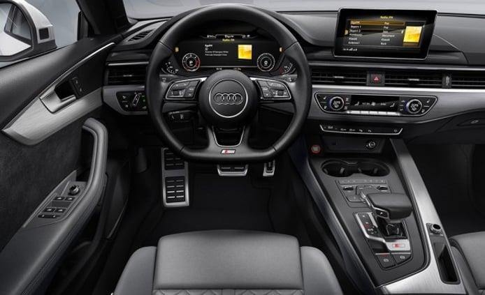Audi S5 Sportback TDI - interior