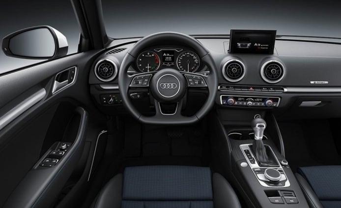 Audi A3 Sportback g-tron 2019 - interior