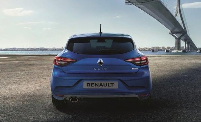 Renault Clio 2019 - posterior