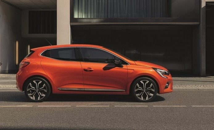 Renault Clio 2019 - lateral