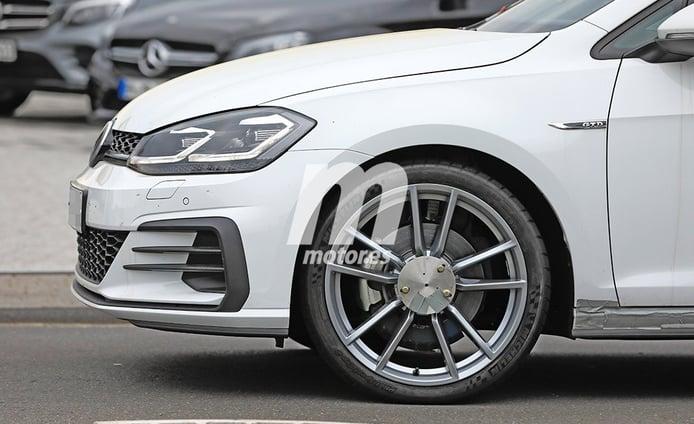Volkswagen prueba un filtro de partículas para los frenos