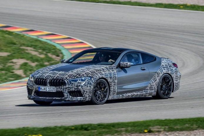 """El nuevo BMW M8 estrenará """"M Mode"""" y nueva tecnología de frenos"""