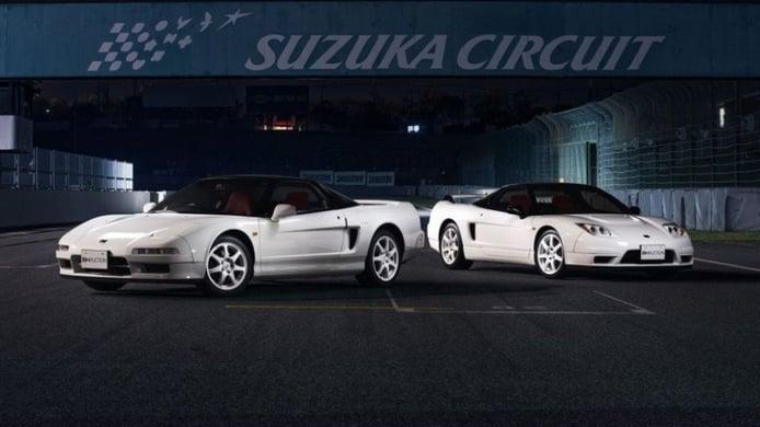 Dos exclusivos Honda NSX Type R casi a estrenar a subasta en Japón