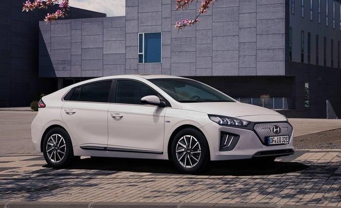 El nuevo Hyundai IONIQ Eléctrico estrena una batería de mayor capacidad