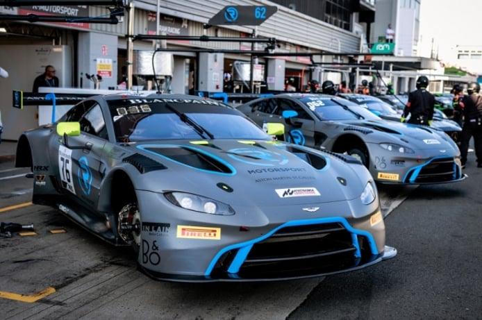 49 vehículos GT3 disputarán los 1.000 Km. de Paul Ricard.