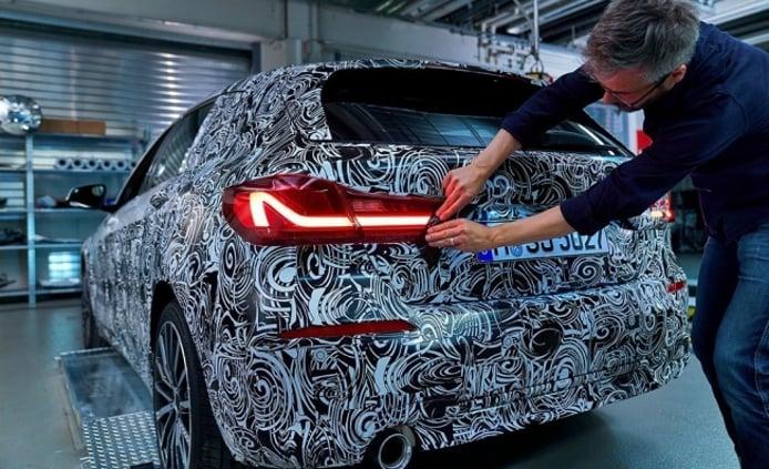BMW Serie 1 2020 - posterior