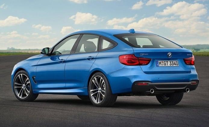 BMW Serie 3 Gran Turismo - posterior