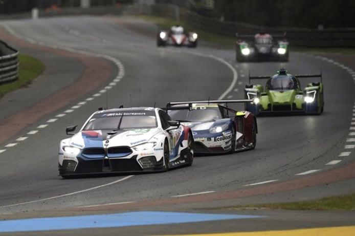 Ford, BMW y Porsche reciben peso extra de cara a Le Mans
