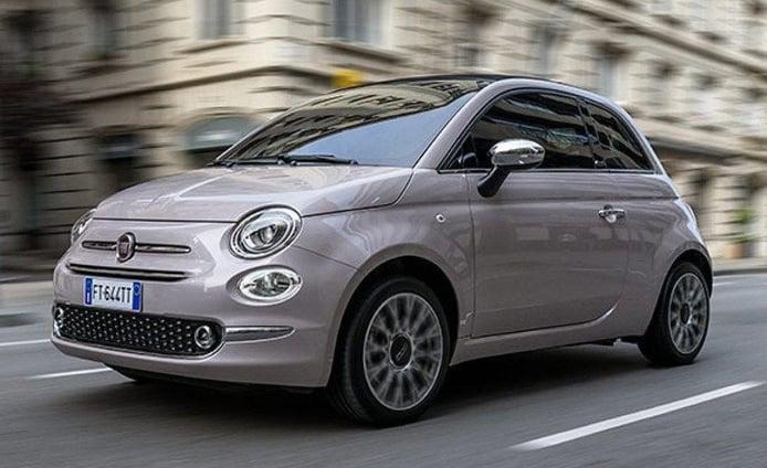 Las nuevas versiones Star y Rockstar del Fiat 500 ya tienen precio en España