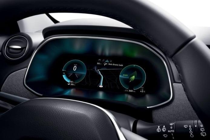 El nuevo Renault ZOE 2020 estrena equipamientos y conducción semi-autónoma