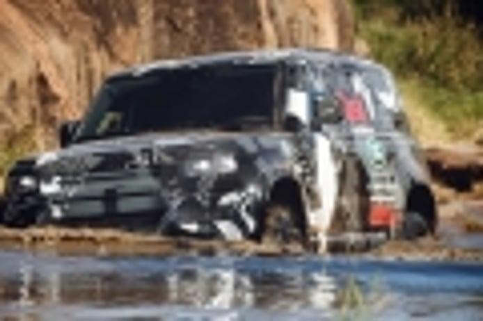 Land Rover confirma versiones MHEV y PHEV para el nuevo Defender