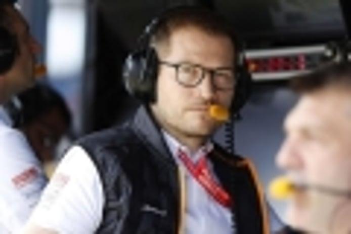 """Seidl: """"El objetivo de McLaren no es Renault, sino la desventaja con los equipos punteros"""""""