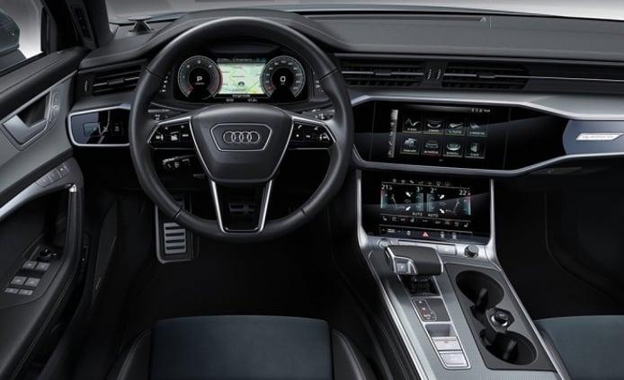 Audi A6 allroad quattro 2019 - interior