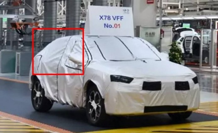 Producción del Audi Q3 Sportback en China