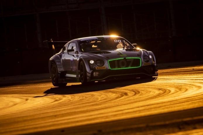 El Bentley #107 vence en Paul Ricard, Molina acaba segundo