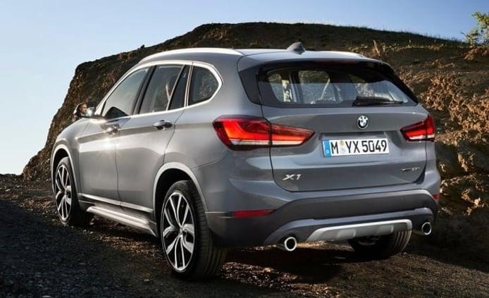 BMW X1 2020 - posterior