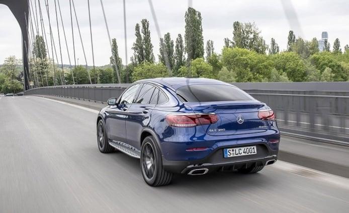 Mercedes GLC Coupé 2019 - posterior