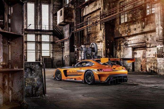 El Mercedes-AMG GT3 se actualiza de cara a 2020