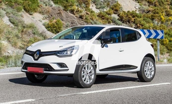Foto espía de nuevo SUV de segmento B de Renault