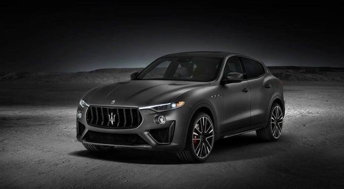 Las versiones V8 del Maserati Levante ya tienen precio en España