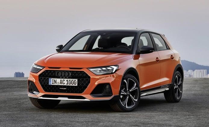 Audi A1 Citycarver, el utilitario premium se «crossoveriza»